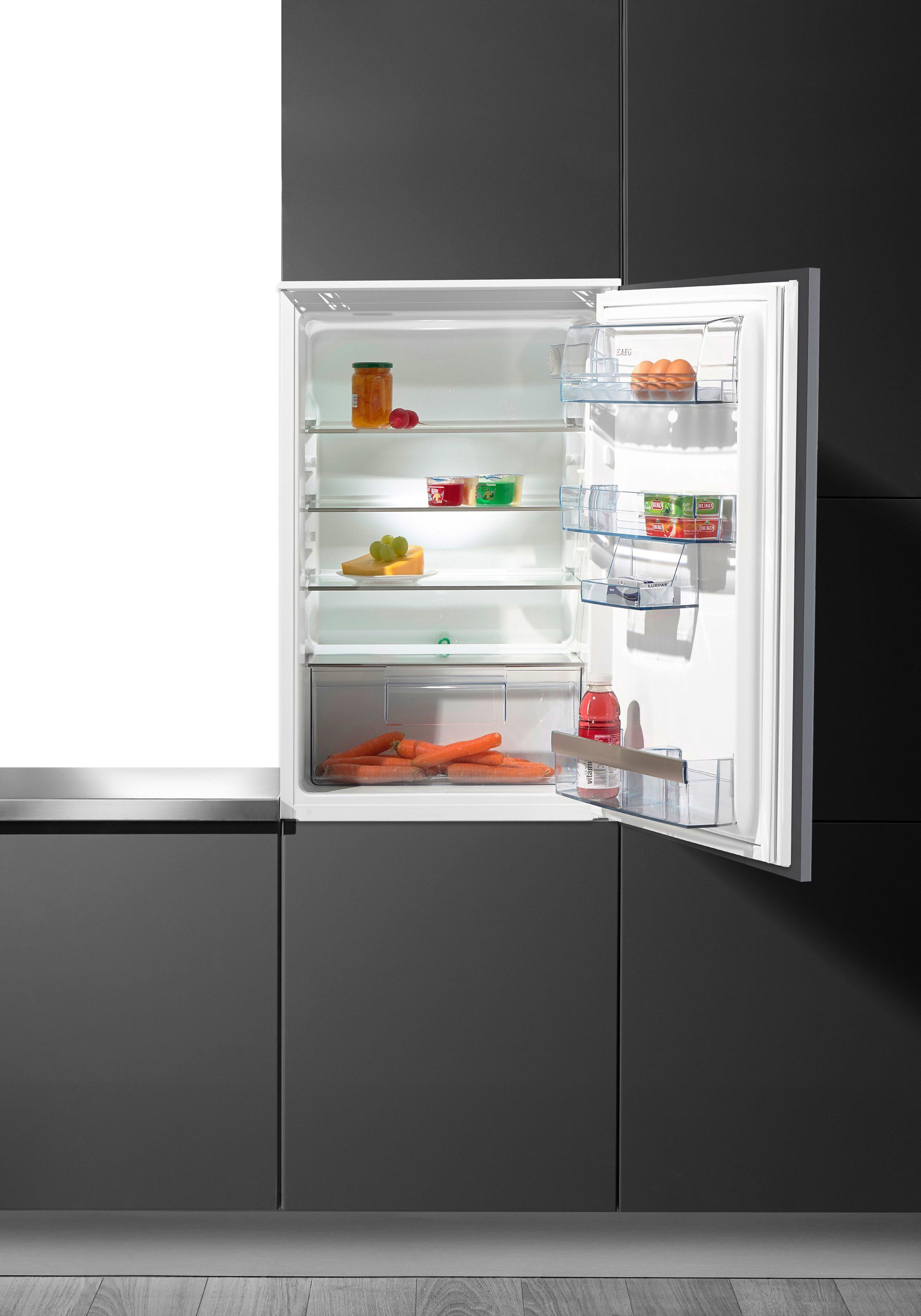 AEG integrierbarer Einbaukühlschrank SANTO SKS68800S2, A++, 87,3 cm hoch