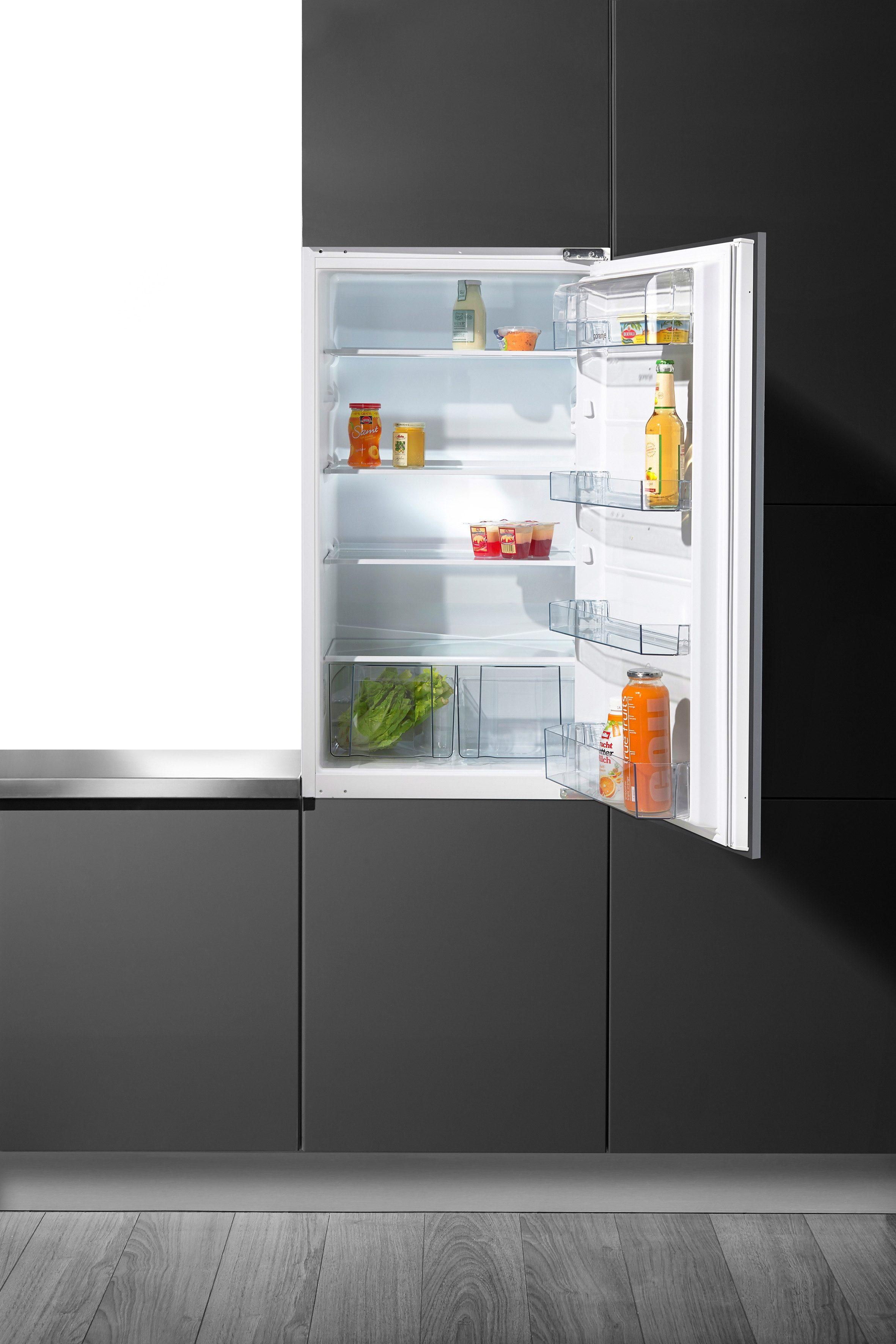 GORENJE Einbaukühlschrank RI 4102 AW, 102,5 cm hoch, 54 cm breit, A++, 102,5 cm hoch, integrierbar