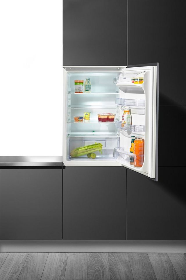 Zanussi integrierbarer Einbaukühlschrank ZBA15041SA, A++, 87,3 cm hoch in weiß