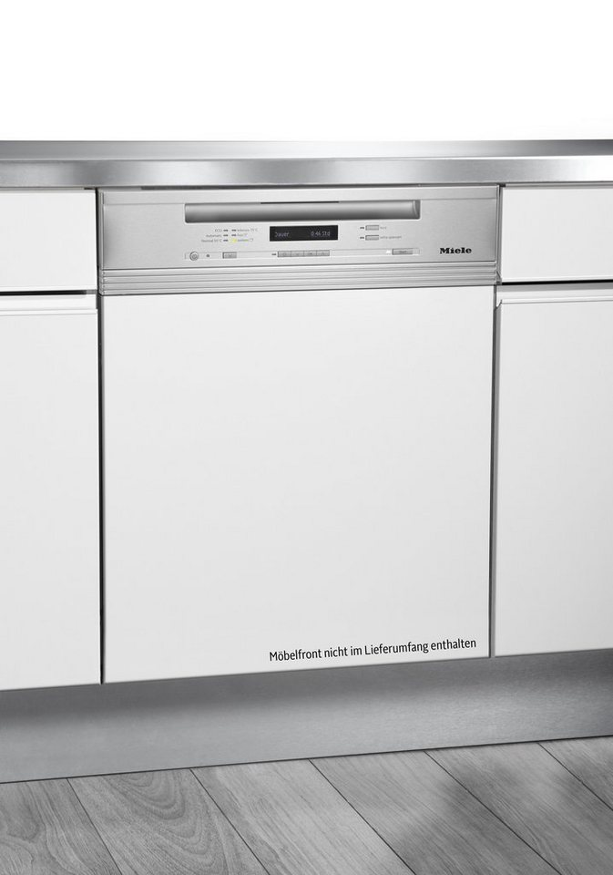 Miele Integrierbarer Einbau Geschirrspuler G 6300 Sci Ecoline In 2