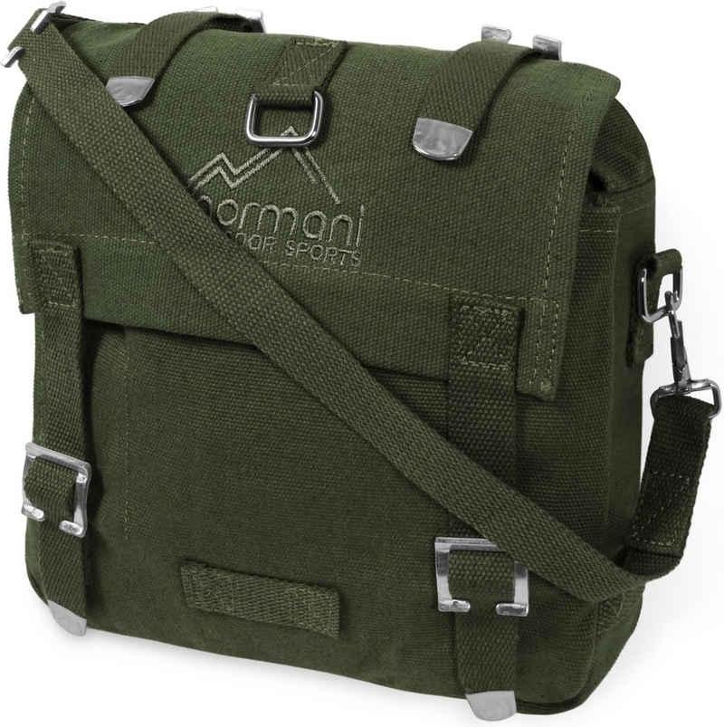 normani Umhängetasche »BW Einsatztasche, 5 l«, Kampftasche BW Messenger Bag Combat Outdoor Army Tasche
