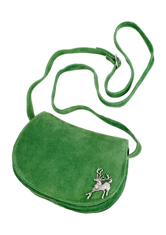 Trachtentasche in grün