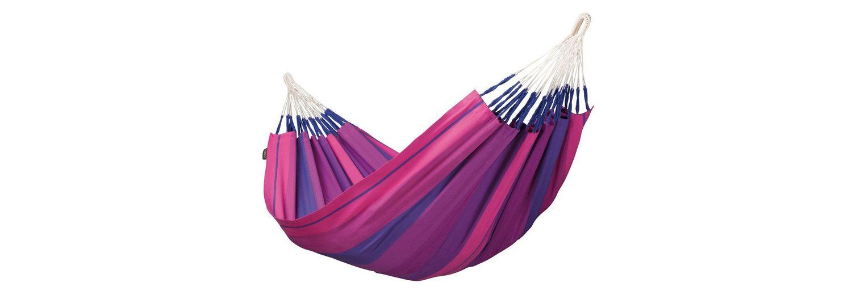 La Siesta Single-Hängematte ORQUIDEA purple