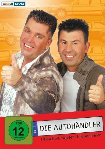 DVD »Die Autohändler - Best of«