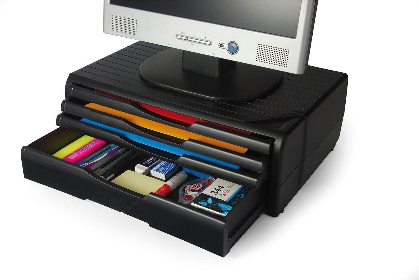 EXPONENT PC-Zubehör »Designer Printer Monitor Stand«