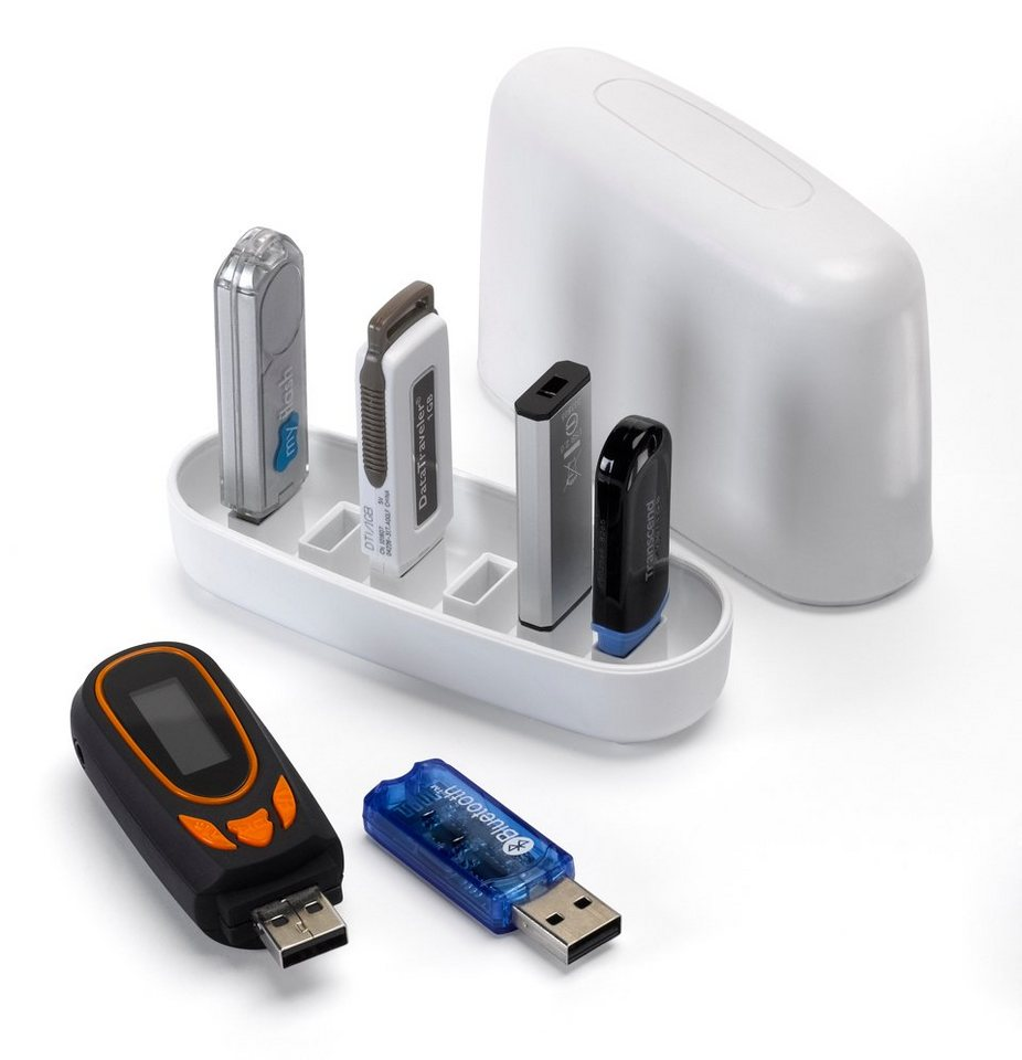 EXPONENT Transportbox »Designer USB Stick Carrier«