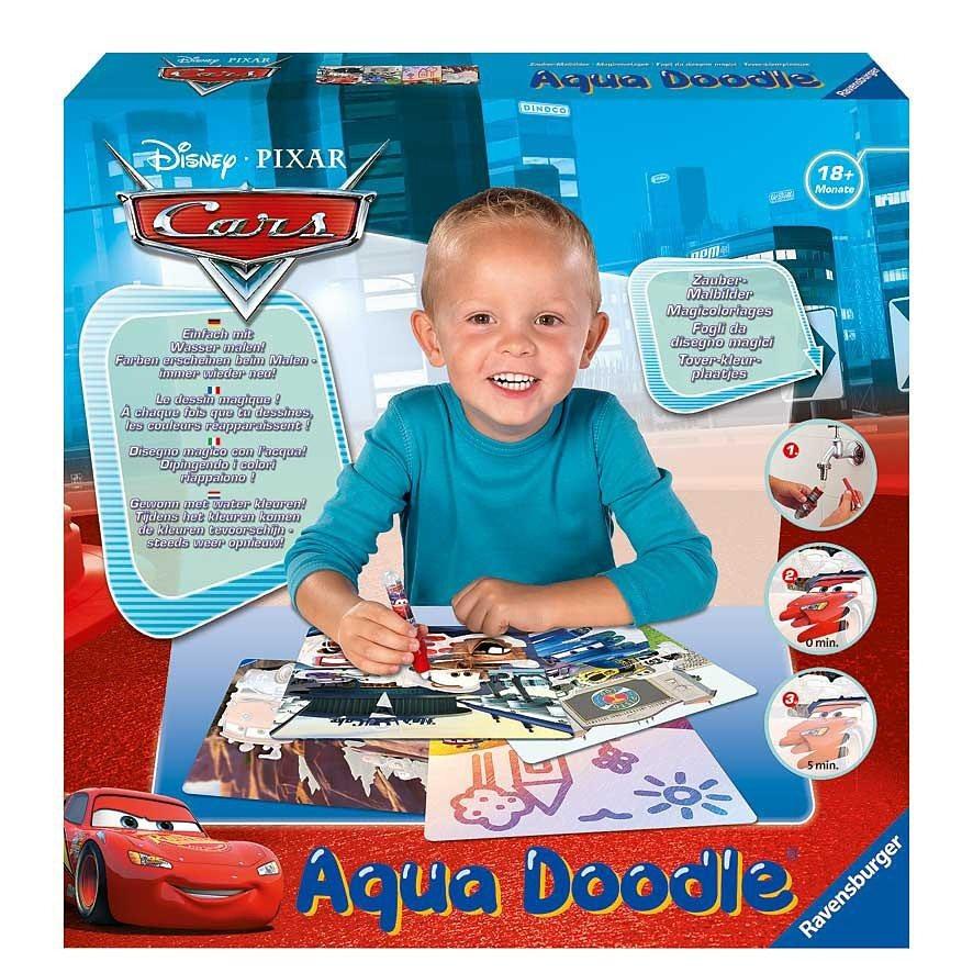Ravensburger ministeps® Aqua Doodle® Zauber-Malbilder Disney Cars