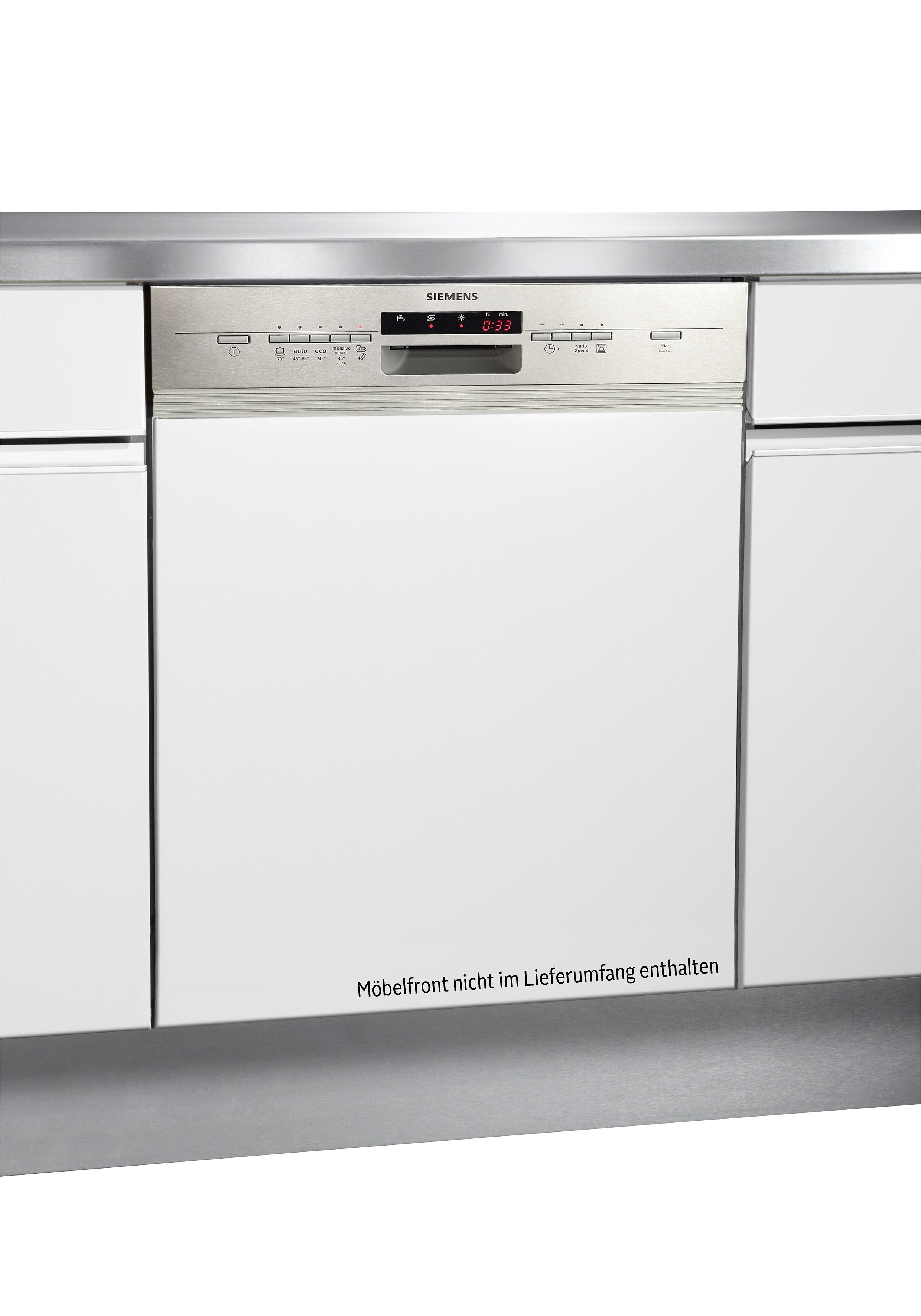 Siemens Integrierbarer Geschirrspüler SN55L530EU, A++, 10 Liter, für 12 Maßgedecke