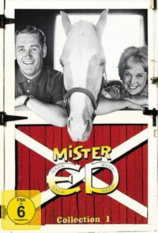 DVD »Mr. Ed - Das sprechende Pferd, Collection 1 (3...«