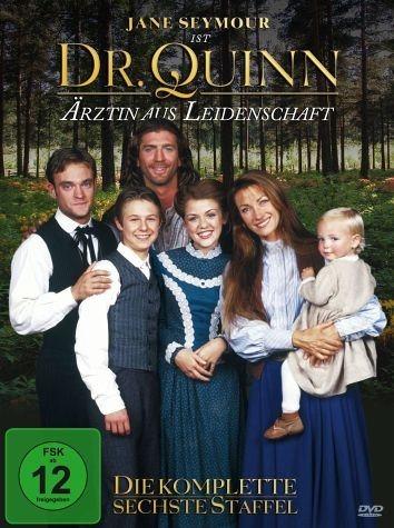 DVD »Dr. Quinn - Ärztin aus Leidenschaft: Die...«