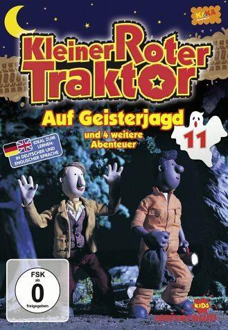 DVD »Kleiner roter Traktor 11 - Auf Geisterjagd«