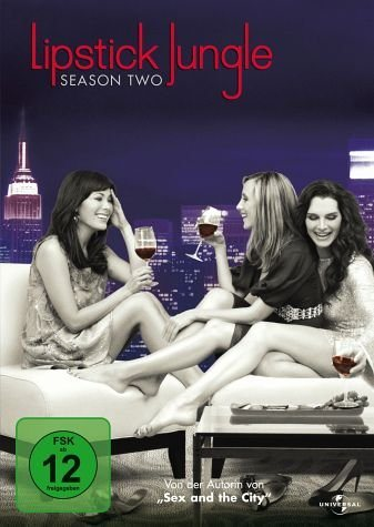 DVD »Lipstick Jungle - Season Two (3 Discs)«