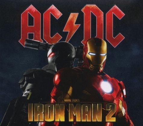 Audio CD »AC; DC: Iron Man 2«