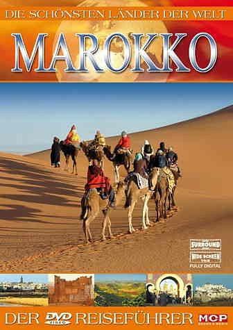 DVD »Die schönsten Länder der Welt - Marokko«