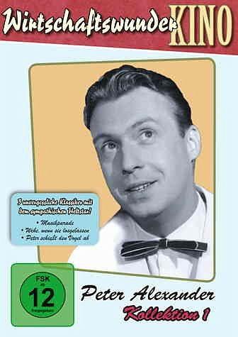 DVD »Peter Alexander Kollektion 1 (3 Discs)«