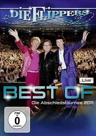 DVD »Best Of Live - Die Abschiedstournee 2011«