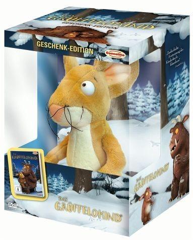 DVD »Das Grüffelokind (Geschenk-Edition)«