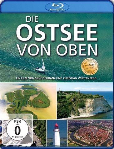 Blu-ray »Die Ostsee von oben - Kinofilm«