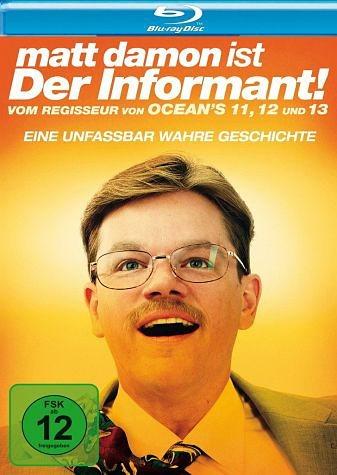 Blu-ray »Der Informant!«