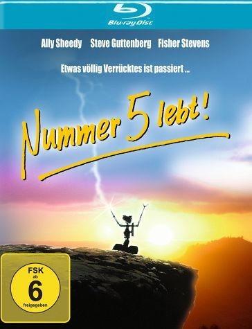 Blu-ray »Nummer 5 lebt!«