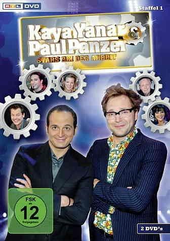 DVD »Kaya Yanar & Paul Panzer - Stars bei der...«