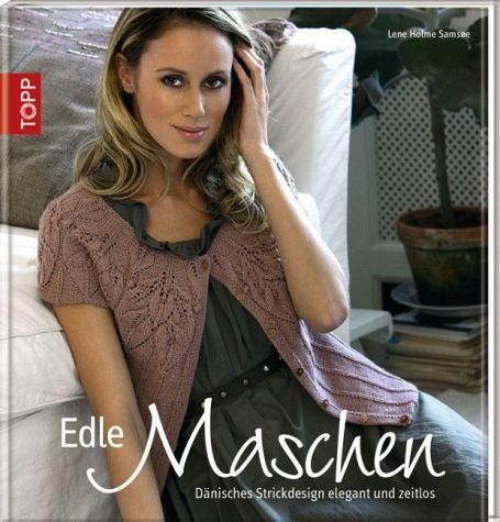 Gebundenes Buch »Edle Maschen«