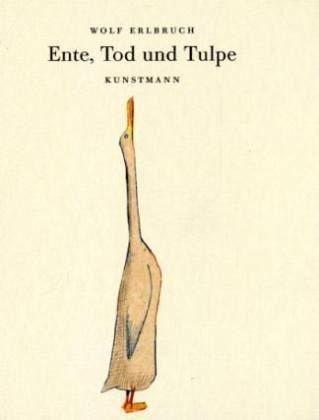Gebundenes Buch »Ente, Tod und Tulpe«
