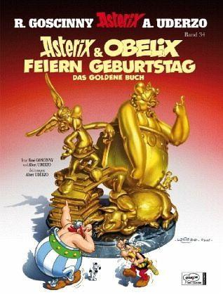 Gebundenes Buch »Asterix & Obelix feiern Geburtstag / Asterix...«