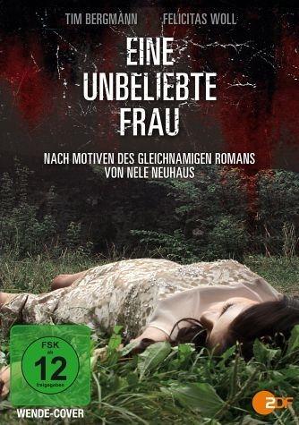 DVD »Eine unbeliebte Frau / Oliver von Bodenstein Bd.1«