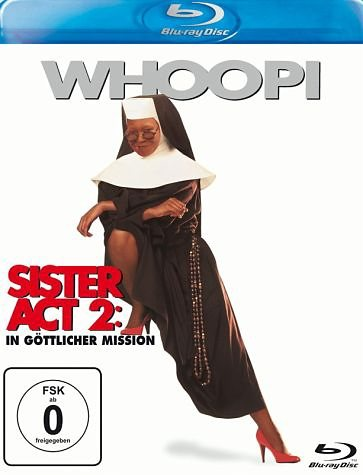 Blu-ray »Sister Act 2 - In göttlicher Mission«
