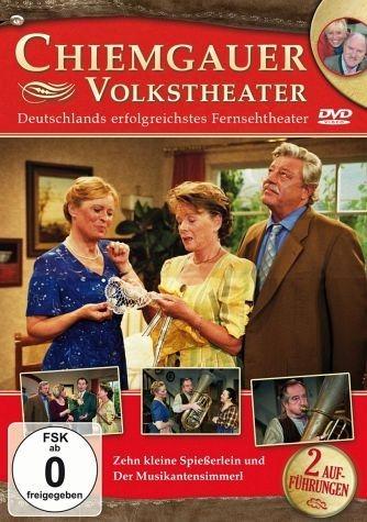 DVD »Das Chiemgauer Volkstheater - Zehn kleine...«