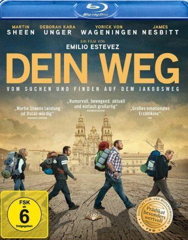 Blu-ray »Dein Weg«