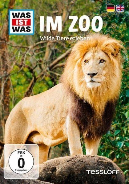 DVD »Was ist was: Im Zoo - Wilde Tiere erleben«