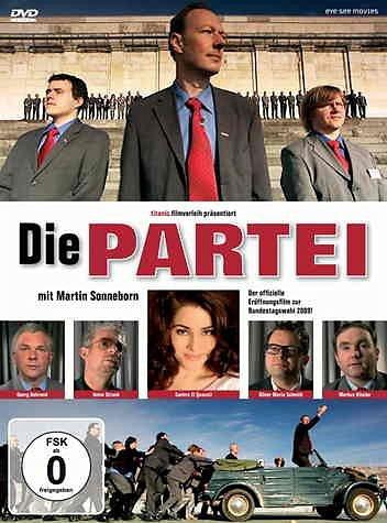 DVD »Die Partei (Deluxe Edition)«