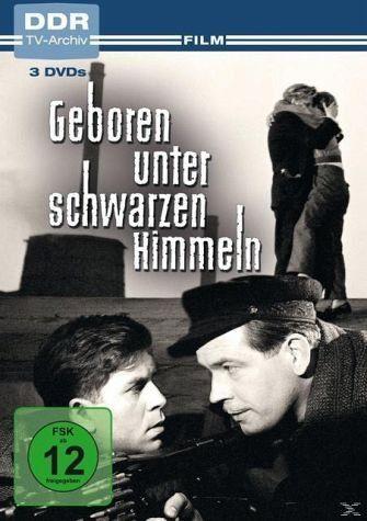 DVD »Geboren unter schwarzen Himmeln (3 Discs)«