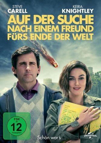 DVD »Auf der Suche nach einem Freund fürs Ende der...«