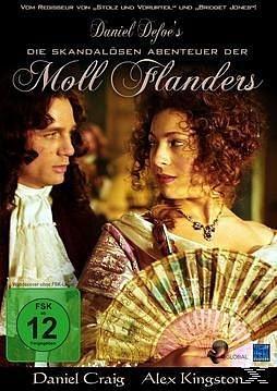DVD »Die skandalösen Abenteuer der Moll Flanders«