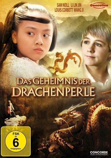 DVD »Das Geheimnis der Drachenperle«