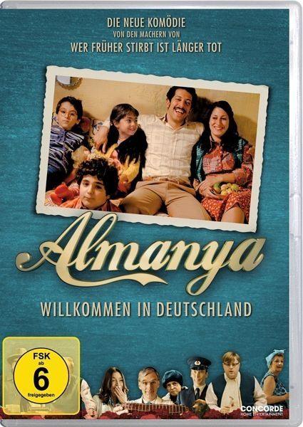 DVD »Almanya - Willkommen in Deutschland«