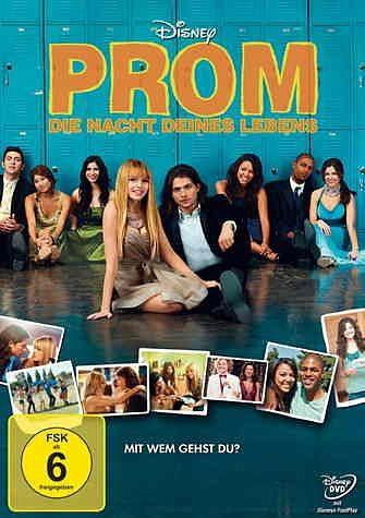 DVD »Prom - Die Nacht deines Lebens«