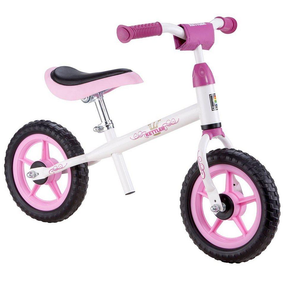Kettler Laufrad Speedy, 10 Zoll Prinzessin