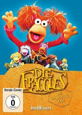 DVD »Die Fraggles - Die komplette Serie (13 Discs)«