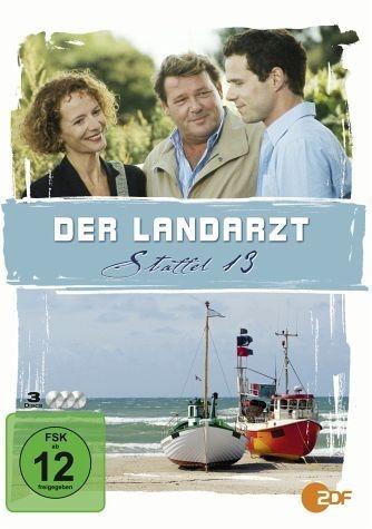 DVD »Der Landarzt - Staffel 13 (3 Discs)«