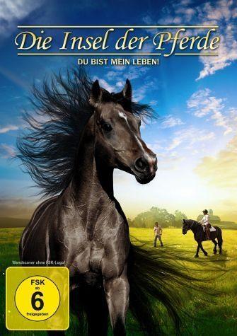 DVD »Die Insel der Pferde - Du bist mein Leben!«