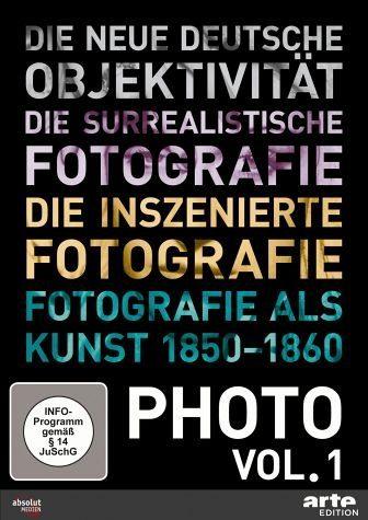 DVD »Photo - Vol. 1«