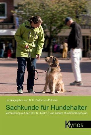 Broschiertes Buch »Sachkunde für Hundehalter«