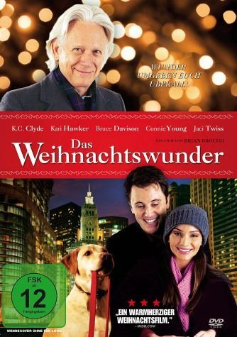 DVD »Das Weihnachtswunder«