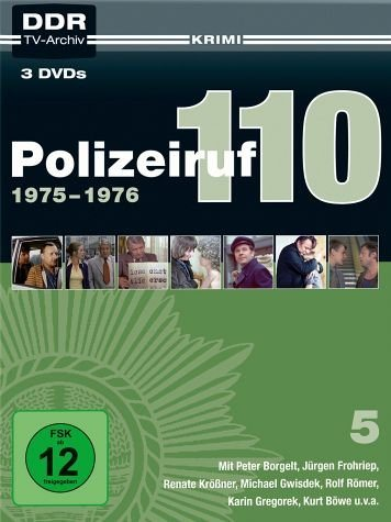 DVD »Polizeiruf 110 - Box 05 (3 Discs)«