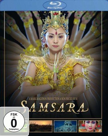 Blu-ray »Samsara«
