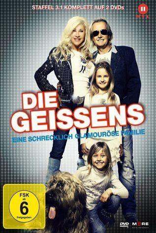 DVD »Die Geissens - Eine schrecklich glamouröse...«